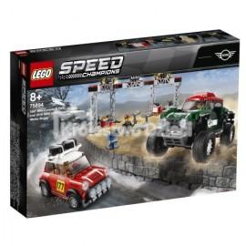 LEGO® - SPEED CHAMPIONS - 1967 MINI COOPER S RALLY ORAZ 2018 MINI JOHN COOPER WORKS BUGGY - 75894
