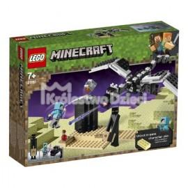 LEGO® - MINECRAFT™ - WALKA W KRESIE - 21151