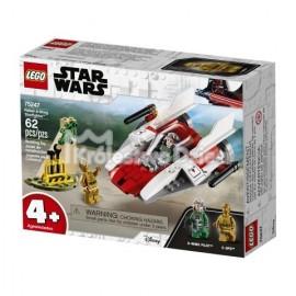 LEGO® - STAR WARS™ - REBELIANCKI MYŚLIWIEC A-WING - 75247