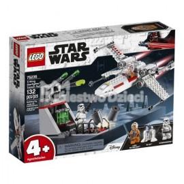 LEGO® - STAR WARS™ - ATAK MYŚLIWCEM X-WING - 75235
