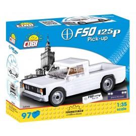 COBI - FIAT 126p - KLOCKI - 71 ELEMENTÓW - 24530