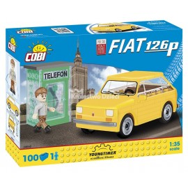 COBI - POLSKI FIAT 126P - 100 EL. - 24552