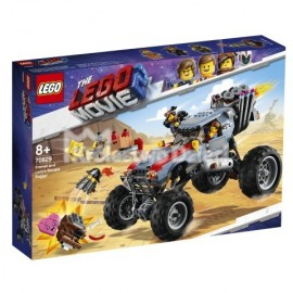 LEGO® PRZYGODA 2™ LEGO MOVIE 2™ - ŁAZIK EMMETA I LUCY - 70829