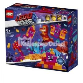 LEGO® PRZYGODA 2™ LEGO MOVIE 2™ - PUDEŁKO KONSTRUKTORA KRÓLOWEJ WISIMI - 70825