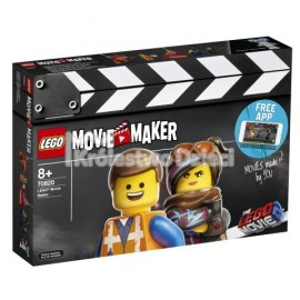 LEGO® PRZYGODA 2™ LEGO MOVIE 2™ - LEGO® MOVIE MAKER - 70820