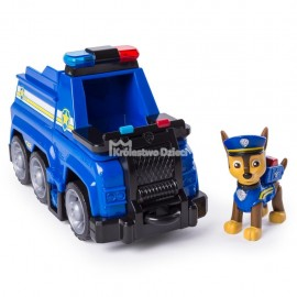 SPIN MASTER - PSI PATROL - ULTIMATE RESCUE - CHASE I WÓZ POLICYJNY - 6044192 1534