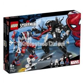 LEGO® - MARVEL SUPER HEROES - PAJĘCZY MECH KONTRA VENOM - 76115