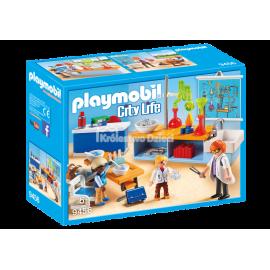 PLAYMOBIL - CITY LIFE - SALA DO LEKCJI CHEMII - 9456