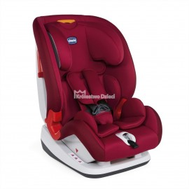 CHICCO - FOTELIK SAMOCHODOWY - YOUNIVERSE STANDARD - 9-36 KG - RED PASSION - 106936