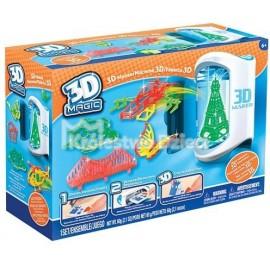 FABRYKA 3D - ZESTAW Z URZĄDZENIEM 3D - 64015