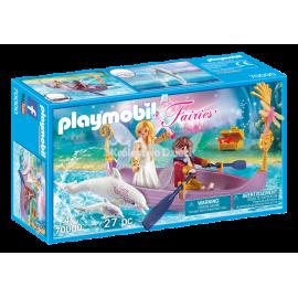 PLAYMOBIL - FAIRIES - ROMANTYCZNA ŁÓDKA WRÓZEK - 70000
