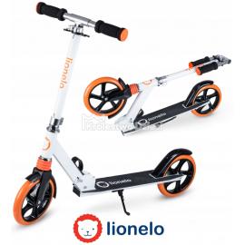 LIONELO - FOTELIK SAMOCHODOWY LIAM PLUS - 0-18 KG - GRAFITOWY - 651587