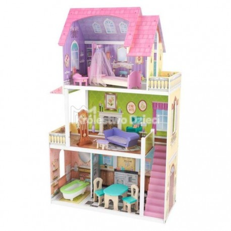 KIDKRAFT Domek dla lalek Florence
