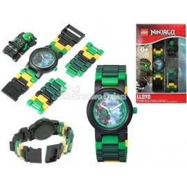 LEGO® - NINJAGO® - ZEGAREK NA RĘKĘ - LLOYD - 8020554