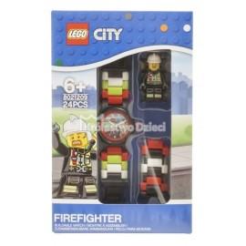 LEGO® - CITY - ZEGAREK NA RĘKĘ - STRAŻAK - 8021209