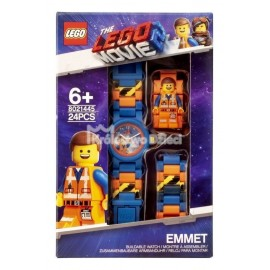 LEGO® - MOVIE 2™ - ZEGAREK NA RĘKĘ - EMMET - 8021445