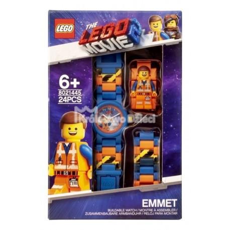 LEGO® - MOVIE 2™ - ZEGAREK NA RĘKĘ - EMMET - 8021445