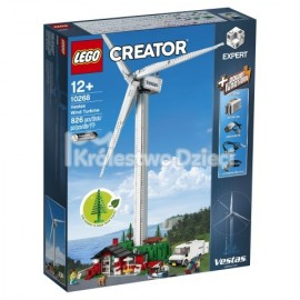LEGO® - CREATOR EXPERT - TURBINA WIATROWA VESTAS - 10268