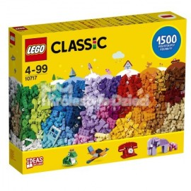 LEGO® - CLASSIC - KLOCKI KLOCKI KLOCKI - 10717