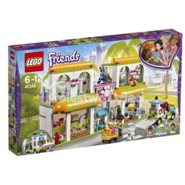 LEGO® - FRIENDS - CENTRUM ZOOLOGICZNE W HEARTLAKE - 41345