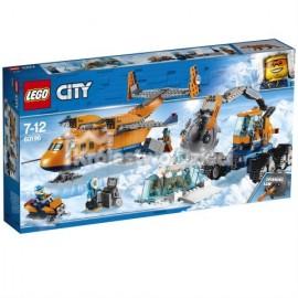 LEGO® - CITY - ARKTYCZNY SAMOLOT DOSTAWCZY - 60196