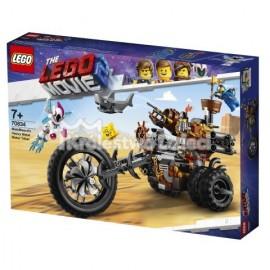 LEGO® PRZYGODA 2™ LEGO MOVIE 2™ - TRÓJKOŁOWIEC STALOWOBRODEGO - 70834