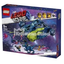 LEGO® PRZYGODA 2™ LEGO MOVIE 2™ - REXPLORER REXA! - 70835