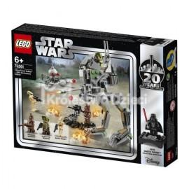 LEGO® - STAR WARS™ - MASZYNA KROCZĄCA KLONÓW - EDYCJA ROCZNICOWA - 75261