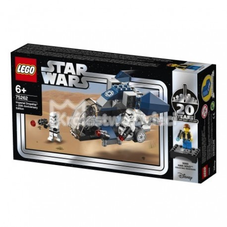 Lego Star Wars Statek Desantowy Imperium Edycja Rocznicowa