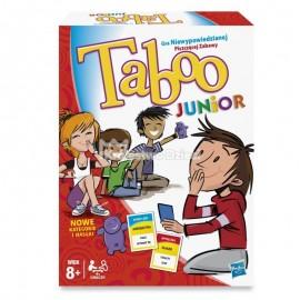 HASBRO - GRA - TABU - TABOO JUNIOR - 401284