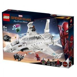 LEGO® - MARVEL SUPER HEROES - ODRZUTOWIEC STARKA I ATAK DRONÓW - 76130