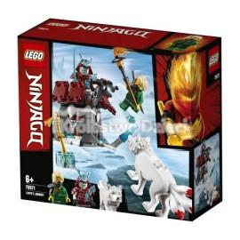 LEGO® - NINJAGO® - PODRÓŻ LLOYDA - 70671