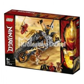 LEGO® - NINJAGO® - MOTOCYKL COLE'A - 70672