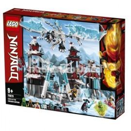 LEGO® - NINJAGO® - ZAMEK ZAPOMNIANEGO CESARZA - 70678