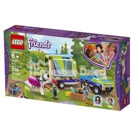 LEGO® - FRIENDS - PRZYCZEPA DLA KONIA MII - 41371