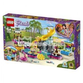 LEGO® - FRIENDS - IMPREZA ANDREI NA BASENIE - 41374