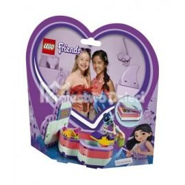LEGO® - FRIENDS - PUDEŁKO PRZYJAŹNI EMMY - 41385