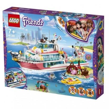 LEGO® - FRIENDS - ŁÓDŹ RATUNKOWA - 41381
