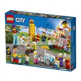 LEGO® - CITY - WESOŁE MIASTECZKO - ZESTAW MINIFIGUREK - 60234