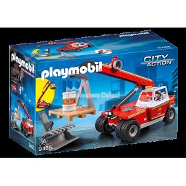 PLAYMOBIL - CITY ACTION - PODNOŚNIK STRAŻACKI - 9465