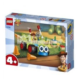 LEGO® - JUNIORS - DISNEY PIXAR - TOY STORY 4 - CHUDY I PAN STEROWANY - 10766