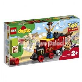 LEGO® - DUPLO® - DISNEY PIXAR - TOY STORY® 4 - POCIĄG Z TOY STORY - 10894