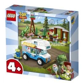 LEGO® - JUNIORS - DISNEY PIXAR - TOY STORY 4 - WAKACJE W KAMPERZE - 10769