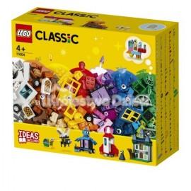 LEGO® - CLASSIC - POMYSŁOWE OKIENKA - 11004