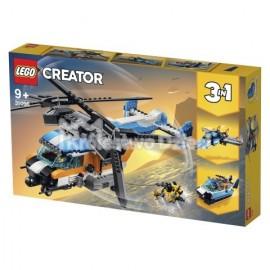LEGO® - CREATOR - ŚMIGŁOWIEC DWUWIRNIKOWY - 31096