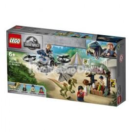 LEGO® - JURASSIC WORLD™ - DILOFOZAUR NA WOLNOŚCI - 75934