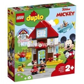LEGO® - DUPLO® - DOMEK WAKACYJNY MIKIEGO - 10889