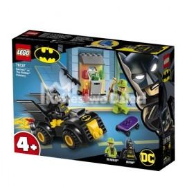 LEGO® - DC COMICS SUPER HEROES - BATMAN™ I RABUNEK CZŁOWIEKA - ZAGADKI™ - 76137