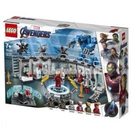 LEGO® - MARVEL AVENGERS - ZBROJE IRON MANA - 76125