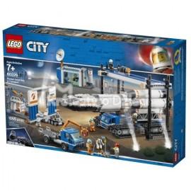 LEGO® - CITY - TRANSPORT I MONTAŻ RAKIETY - 60229